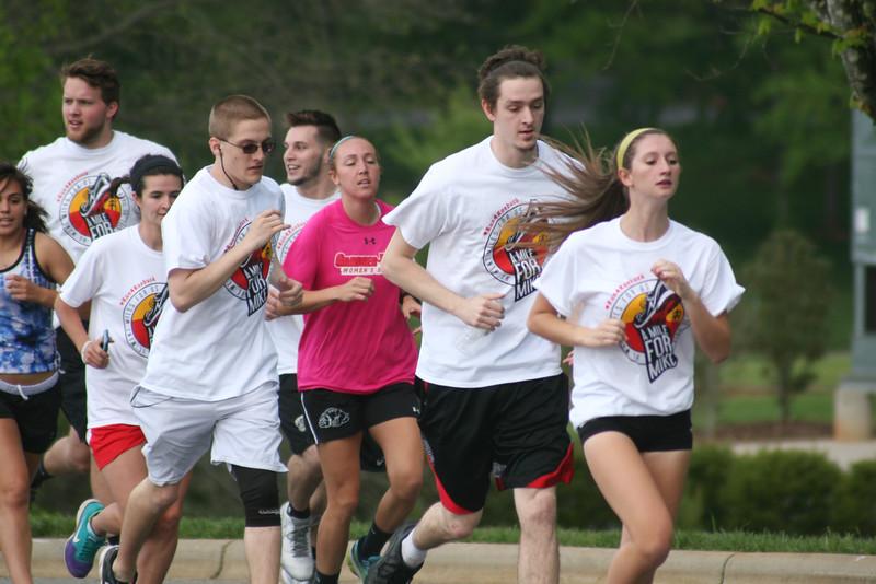 Mile for Mike Run/Walk April 30, 201
