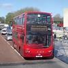 Oxford Bus Company Gemini R7OXF 357, 28/04/2015.