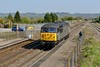 20 April 2015 :: 56312 is seen passing Pilning working 0Z35 from Bristol Barton Hill to Cardiff Tidal