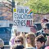 MET 041115 EDUCATION SIGN