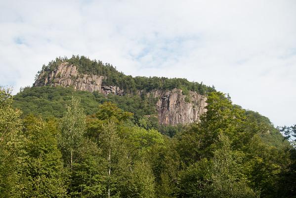 Arethusa Falls & Frankenstein Cliff