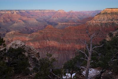 Sunset - Grand Canyon