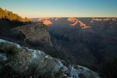 Sunrise - Grand Canyon