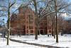 Harvard Yard, Jan. 25