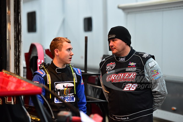 Austin Rettig and Eddie Carrier, Jr.
