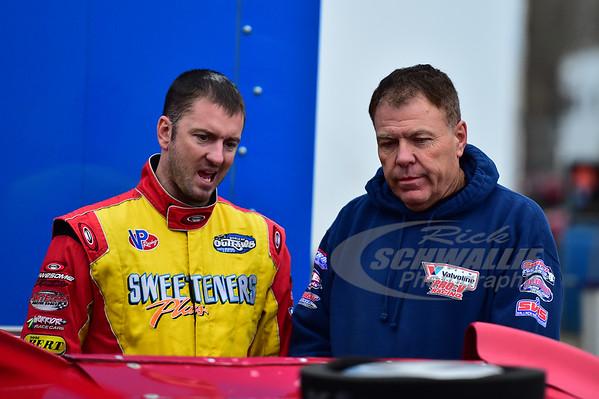 Tim McCreadie and Mark Richards