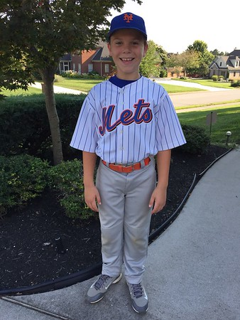 Aug. 26-30: Quinn at David Wright, Soccer with Adam,  Fun Times