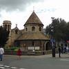 The Round Church visitor centre in Cambridge.