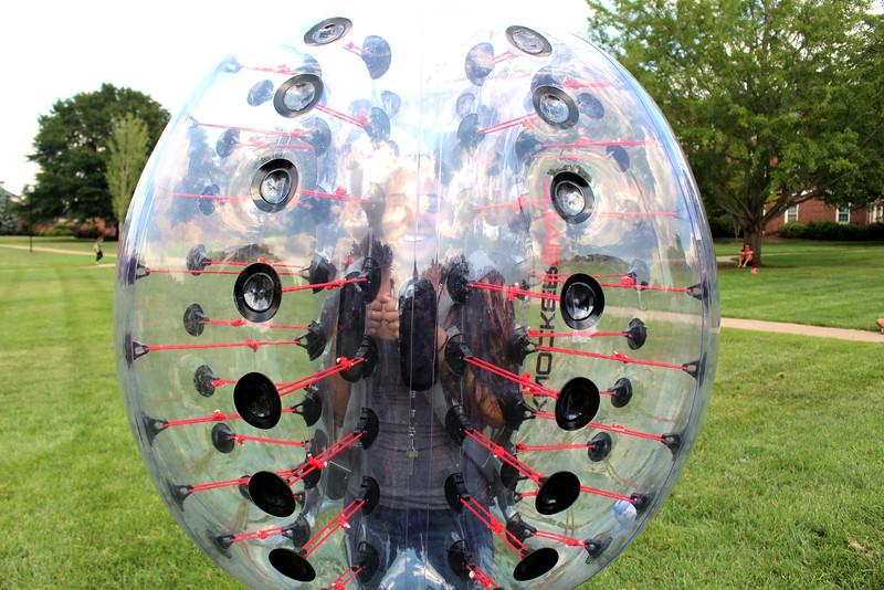 GWU Knocker Ball