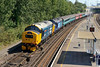 22 August 2015 :: The going away picture of 5Z38 with 37401 / 37405 at Millbrook