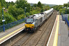 11 August 2015 :: 68012 passes though Saunderton on 1H43, the 1055 Birmingham Moor street to Marylebone