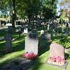 Galär cemetery (Galärvarvskyrkogården)