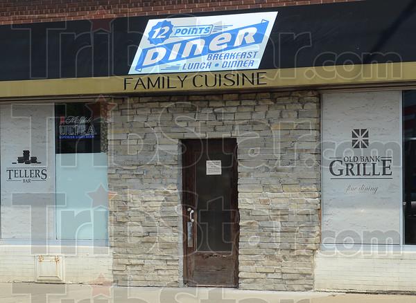 MET081015 diner grille/diner