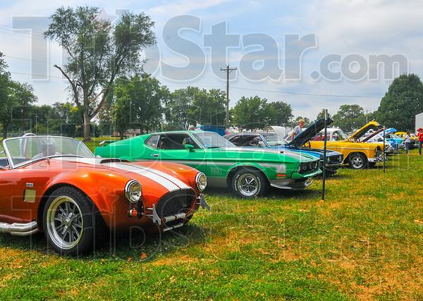 MET 080815 CLASSIC CARS