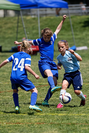 2015-05-24 - Wellesley Invitational - Breakers Academy vs. Newton Academy Golden Eagles