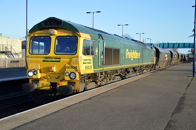 66539 1006/6F11 Immingham-Cottam PS