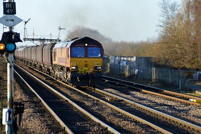 66007 0954/4C72 Scunthorpe-Immingham