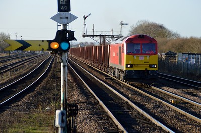 60039 'Dove Holes' 1045/6K22 Santon-Immingham
