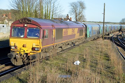 66186 1237/6H63 Immingham-Drax PS