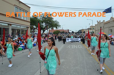 20150424 Battle of Flowers Parade