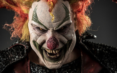 Jack the Clown, from the Universal Orlando Blog