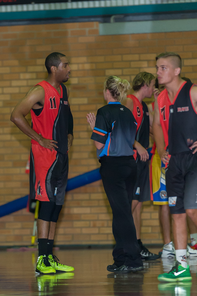 Braves v Dolphins 28 March 2015-1042