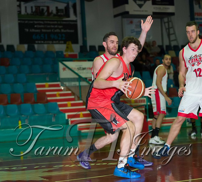 © Braves (69) v St George Saints (95) 13 -5722