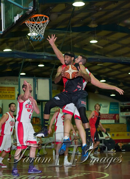 © Braves (69) v St George Saints (95) 13 -5546