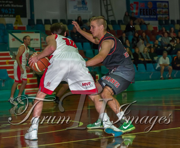 © Braves (69) v St George Saints (95) 13 -5891