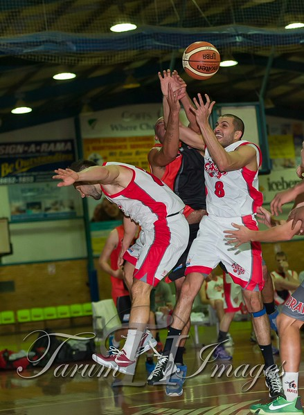 © Braves (69) v St George Saints (95) 13 -5710