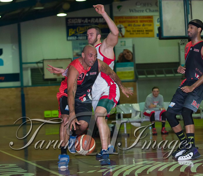 © Braves (69) v St George Saints (95) 13 -5656