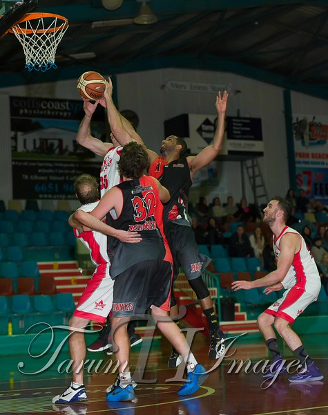 © Braves (69) v St George Saints (95) 13 -5854