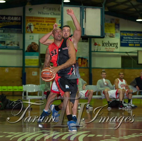 © Braves (69) v St George Saints (95) 13 -5532