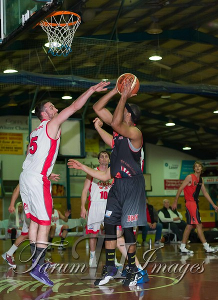 © Braves (69) v St George Saints (95) 13 -5550