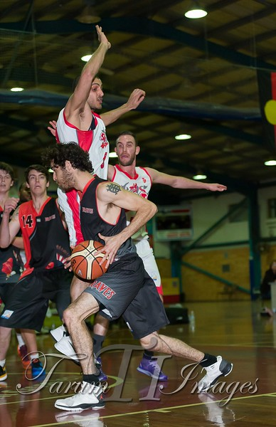 © Braves (69) v St George Saints (95) 13 -5588