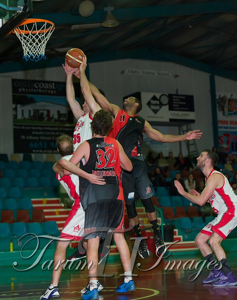 © Braves (69) v St George Saints (95) 13 -5853