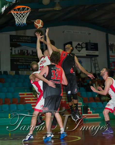 © Braves (69) v St George Saints (95) 13 -5852