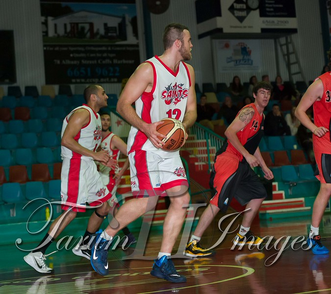 © Braves (69) v St George Saints (95) 13 -5846
