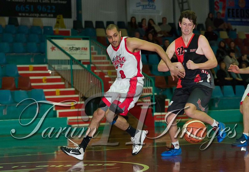 © Braves (69) v St George Saints (95) 13 -5715