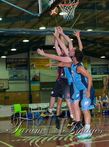 © Braves (70) v Tamworth Thunderbolts (75) 4 July 2015-7488