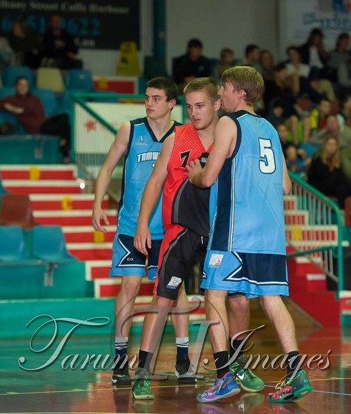 © Braves (70) v Tamworth Thunderbolts (75) 4 July 2015-7774