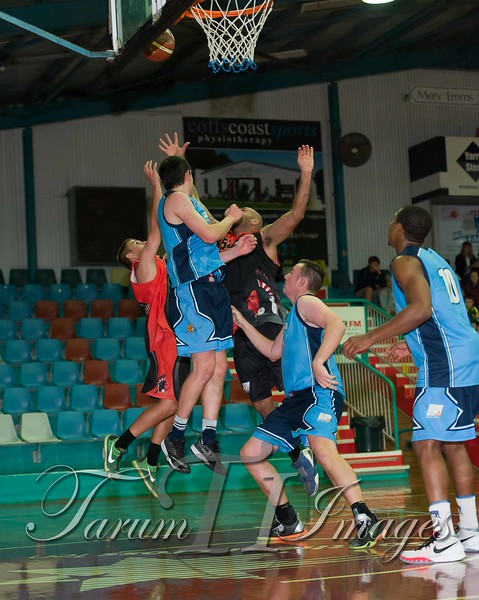 © Braves (70) v Tamworth Thunderbolts (75) 4 July 2015-7887