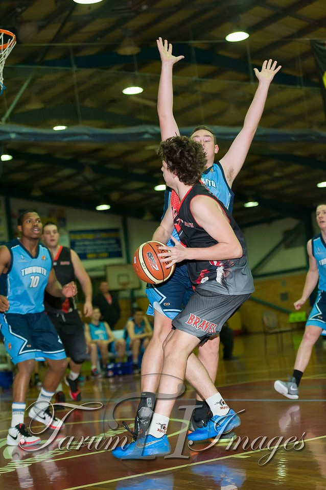 © Braves (70) v Tamworth Thunderbolts (75) 4 July 2015-7457