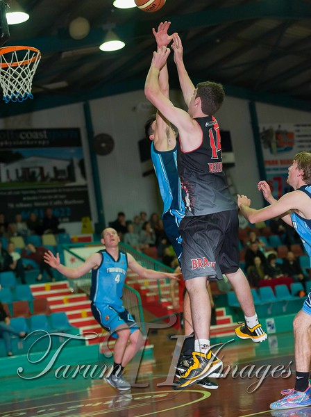 © Braves (70) v Tamworth Thunderbolts (75) 4 July 2015-7762