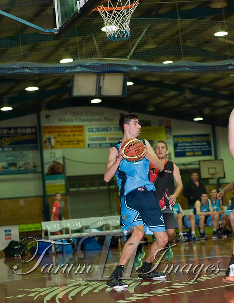 © Braves (70) v Tamworth Thunderbolts (75) 4 July 2015-7631