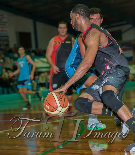 © Braves (70) v Tamworth Thunderbolts (75) 4 July 2015-7743