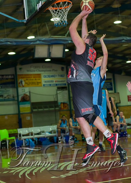 © Braves (70) v Tamworth Thunderbolts (75) 4 July 2015-7583