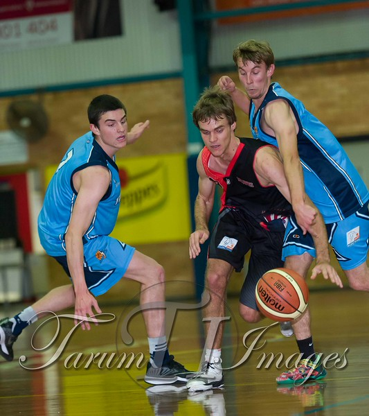 © Braves (70) v Tamworth Thunderbolts (75) 4 July 2015-7830
