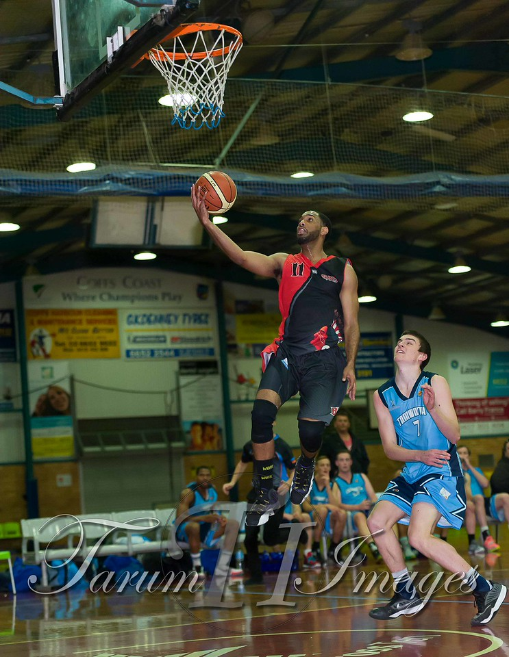 © Braves (70) v Tamworth Thunderbolts (75) 4 July 2015-7551