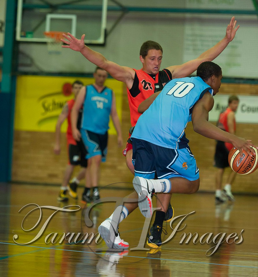 © Braves (70) v Tamworth Thunderbolts (75) 4 July 2015-7509